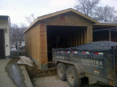 About Sandstra Construction